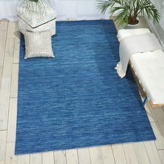 Waverly Grand Suite Ocean Area Rug by Nourison (4' x 6')