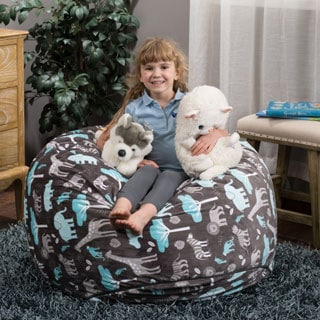 Christopher Knight Home Riley 3-foot Jungle Tales Beanbag