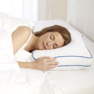 Touch of Comfort Side Sleeper Gel Memory Foam Pillow