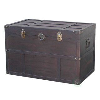 Vintiquewise Old Cedar Style Large Chest