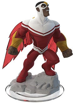 Disney Infinity: Marvel Super Heroes (2.0 Edition) Falcon Figure