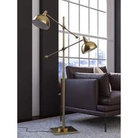 Lite Source Cupola 2-light Floor Lamp