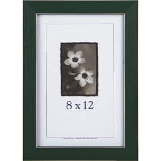 Clean Cut Picture Frame (8-inches x 12-inches) (Option: Green)|https://ak1.ostkcdn.com/images/products/P16999311p.jpg?impolicy=medium