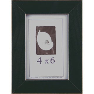 Clean Cut Picture Frame (4-inches x 6-inches) (Option: Green)|https://ak1.ostkcdn.com/images/products/P16999317a.jpg?_ostk_perf_=percv&impolicy=medium