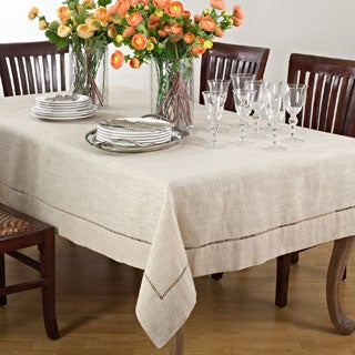 Toscana Linen Blend Tablecloth (5 options available)