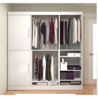 Beautiful Buy Armoires U0026 Wardrobe Closets Online At Overstock.com | Our Best Bedroom  Furniture Deals