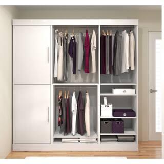 nebula 80 inch classic kit - Wardrobe Closet
