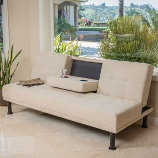 Vicenza Three Seat Sofa Sleeper by Christopher Knight Home