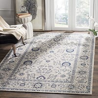 Safavieh Patina Light Grey/ Ivory Rug - 8' x 10'