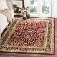 Safavieh Lyndhurst Traditional Oriental Red/ Black Rug (11' x 15')