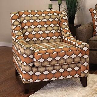 Somette Riverside Pumpkin Chair