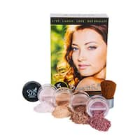 Bare Skin Complexion Booster Illuminizer Mineral Makeup Kit