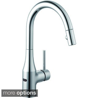 Schon Modern Sensor Pull-down Chrome Sprayer Kitchen Faucet