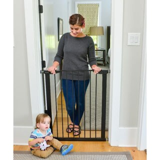"Cardinal 36"" Extra Tall Premium Pressure Gate (2 options available)"