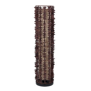 Bandera Moroccan Modern Transitional Brown Indoor Floor Lamp