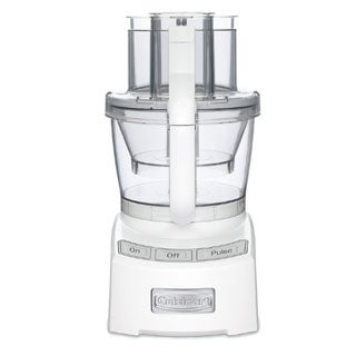 Cuisinart FP-12N Elite Collection 12-Cup Food Processor, White