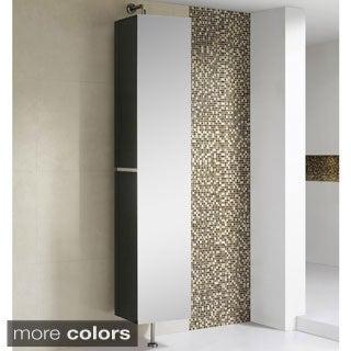 Fine Fixtures Sundance 15-inch High Gloss Linen Cabinet (Option: Red)