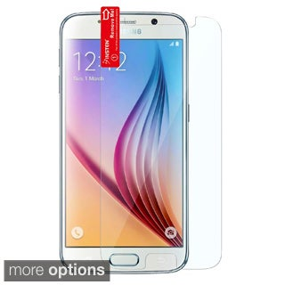Insten Clear LCD Screen Protector Film Cover For Samsung Galaxy S6 (Single/ Pack of 3/ Pack of 6)
