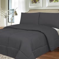 All Season Hypoallergenic Lightweight Down Alternative Comforter