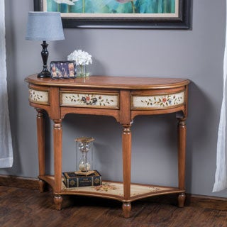 Christopher Knight Home McKinley Wood Console Table