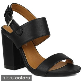 Toi et Moi Women's Prosciutto-01 High Heel Sandal
