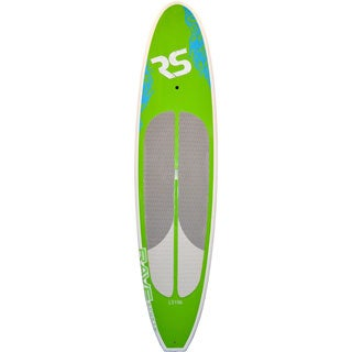 RAVE Lake Cruiser 10-foot 6-inch SUP Green Standing Board