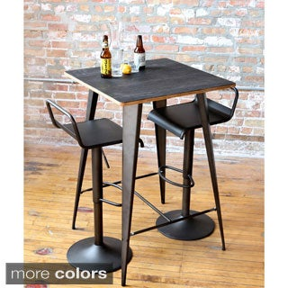 Emery Industrial Barstool