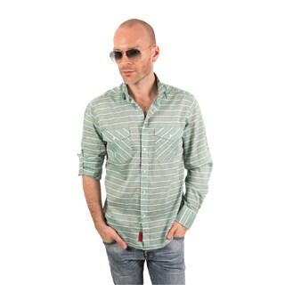 Elie Balleh Brand Men's 2015 Style Slim Fit Shirt
