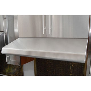 KOBE Brillia 36-inch 680 CFM Under Cabinet Range Hood in Commercial Grade Stainless Steel