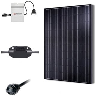 Renogy 1.5KW Grid-Tied Basic Solar Kit
