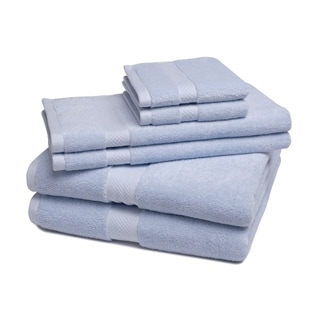 Ultra Soft Rayon from Bamboo 6-piece Towel Set