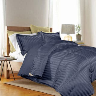 kathy ireland HOME Reversible Down Alternative 3 piece Comforter Set. Blue Comforter Sets For Less   Overstock com