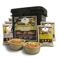 Wise Foods Breakfast&Entrée Grab&Go Bucket 56 Servings