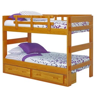 Woodcrest Heartland Collection Split Bunk Bed