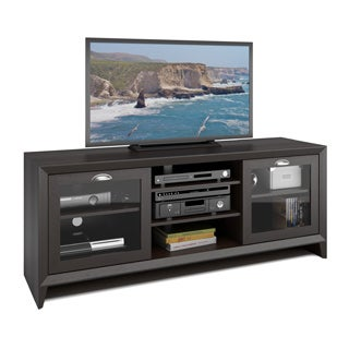 CorLiving TEK-584-B Kansas Espresso Finish TV Bench for 60-inch TVs