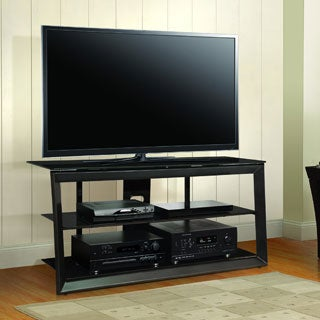 Bell'O 55-inch Dark Pewter Audio/ Video Furniture