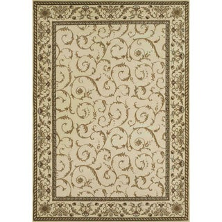 Admire Home Living Amalfi Scroll Area Rug (9'10 x 12'10)