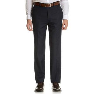 Tommy Hilfiger Men's Blue Trim Fit Suit Separate Pant
