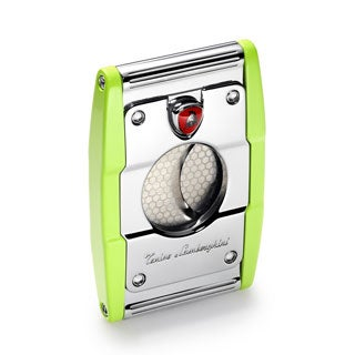 Tonino Lamborghini Precisione Guillotine Cigar Cutter - Green