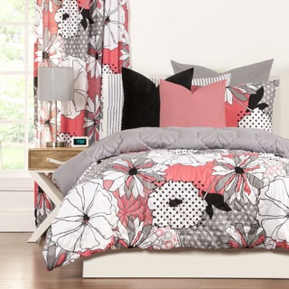Crayola Flower Patch 3-piece Comforter Set