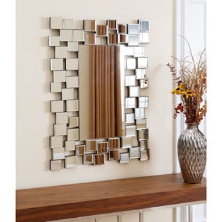 ABBYSON LIVING Aiden Rectangle Wall Mirror