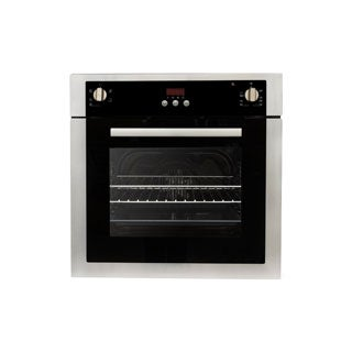 Cosmo C51EIX 24-inch Electric Wall Oven with 5 Functions