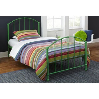 DHP BrickMill Ivy Twin-size Metal Bed