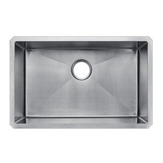 Starstar 28 X 18 Undermount 16 Gauge 304 Stainless Steel Kitchen Sink Bowl