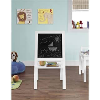 Altra Hazel Kid's White Floor Easel by Cosco|https://ak1.ostkcdn.com/images/products/P17451003a.jpg?impolicy=medium