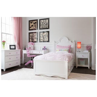 Craft Adelaide Bed with Luxury Panel Headboard and Foot Panel