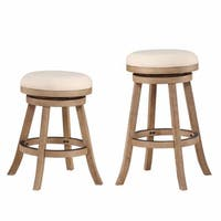 The Gray Barn Parker 24-inch Backless Counter Stool