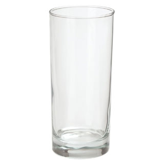 Office Settings Clear 16 oz Riviera Beverage Glasses (Box of 6)