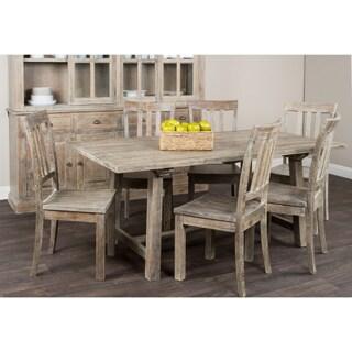 Kosas Home Kosas Collection Rockie Pine Wood Dining Table