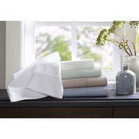Sleep Philosophy 400 Thread Count Cotton Wrinkle Warrior Sheet Set